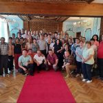 Екипът на общинска администрация Каолиново поздрави Нида Ахмедов