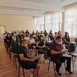 Обучение за преброители и контрольори се проведе в Община Каолиново във връзка провеждане на Преброяване на населението и жилищния фонд през 2021 г.